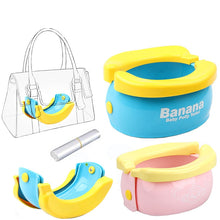 Load image into Gallery viewer, Children's Travel Potty Training Seat for Toilet Boys Girls Infantil - shopbabyitems