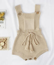 Load image into Gallery viewer, Knitted Rompers For Babies Spring Autumn Girl Baby Romper Set - shopbabyitems
