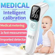 Load image into Gallery viewer, Baby Forehead Thermometer Fast Accurate Measurement Household Digital LED - shopbabyitems