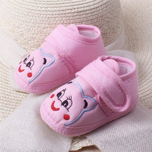 Load image into Gallery viewer, Low Price Loss Sale Baby Girl Boy Soft Sole Cartoon Anti-slip Shoes Comfortable Toddler Baby Shoes in Baby First Walk Shoes - shopbabyitems