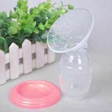Load image into Gallery viewer, Manual Breast Pump - Breast Milk Silicone Breast Pump - shopbabyitems