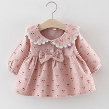 Load image into Gallery viewer, Winter Newborn Dress Infant Baby Clothes Dress for Girl Clothing Princess Party Christmas Dresses Baby Spring Clothes - shopbabyitems