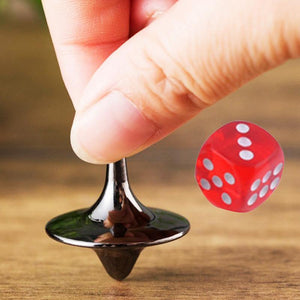 Metal Spinning Top Toys Children Kids Adult Antistress Gyroscope - shopbabyitems