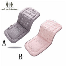 Load image into Gallery viewer, Miracle Baby Stroller Accessories Cotton Diapers Changing Nappy Pad Seat Carriages/Pram/Buggy/Car General Mat - shopbabyitems