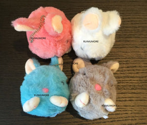 Multi- Candy Colors - Stuffed Baby Plush Toy , Middle 18CM Rabbit Doll - shopbabyitems