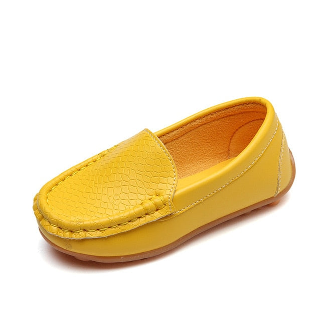Fashion Super Soft Kids Shoes For Baby Toddlers Boys Girls  School Loafers Casual Flats Sneakers - shopbabyitems