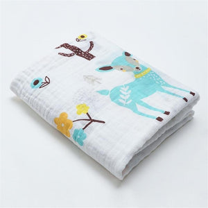 Muslin Swaddles Baby Blankets Photography Accessories Bedding - shopbabyitems