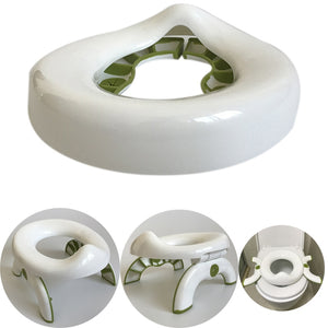 New 2 in 1 Portable Training Toilet Seat Kids Multifunctional Foldable Travel Potty Rings - shopbabyitems