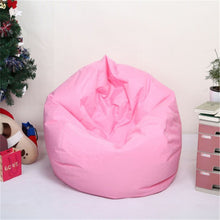 Load image into Gallery viewer, Bean Bag Oxford Chair Cover Zipper Beanbag Toys Soft Solid Causal Baby Seats Sofa - shopbabyitems