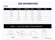 Load image into Gallery viewer, New Baby Boys Girls Autumn Sweater Cute Hoded Clothes Korean Version Warm Plus Velvet Sweatershirt  Baby Out Wear - shopbabyitems