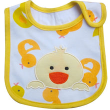 Load image into Gallery viewer, New Waterproof Baby Bibs Cotton Feeding Smock Cartoon Cute Pattern - shopbabyitems