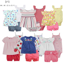 Load image into Gallery viewer, baby girl clothing princess 3 pieces infant girls clothes sets , 6M -24M outfit - shopbabyitems