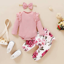 Load image into Gallery viewer, Newborn GirlS Fall Outfits 9 Month Baby Girl Clothes - shopbabyitems