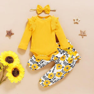 Newborn GirlS Fall Outfits 9 Month Baby Girl Clothes - shopbabyitems