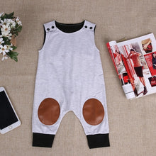 Load image into Gallery viewer, Newborn New Baby Kids Toddler Boys Girl Clothes Sleeveless Short and Long Romper Floral Cotton Printed Jumpsuit Playsuit Sunsuit - shopbabyitems