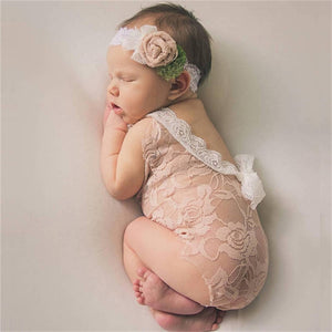 Newborn Photography Props Infant Costume Princess Cute Toddler Girl Clothing - shopbabyitems