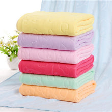 Load image into Gallery viewer, Newborns Baby Blankets Warm Fleece Thermal Soft Stroller Sleep Cover Bear Infant Bedding Wrap Kids Bath Towel - shopbabyitems