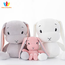 Load image into Gallery viewer, Newborns Baby Pillow Room Decoration Plush Toys Infant Kids Rabbit - shopbabyitems