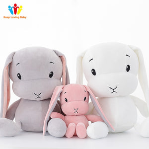 Newborns Baby Pillow Room Decoration Plush Toys Infant Kids Rabbit - shopbabyitems