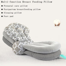 Load image into Gallery viewer, Nursing Pillows Baby Maternity Baby Breastfeeding Pillows - shopbabyitems