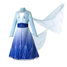 Load image into Gallery viewer, Costumes Girl Princess Dress Snow Queen Girls Clothing - shopbabyitems
