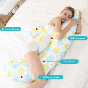 Pregnancy Body Pillow Multifunction Breastfeeding U Shape Maternity Pillows Pregnant Women - shopbabyitems