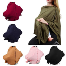 Load image into Gallery viewer, Pregnant Breastfeeding Nursing Covers - shopbabyitems