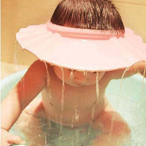 Safe Shampoo Shower Baby Hats Bathing Bath Protective Soft Cap Hat For Baby - shopbabyitems
