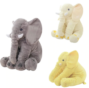 Baby Cushion Elephant - shopbabyitems