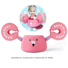 Load image into Gallery viewer, Solid No Inflatable Safety For accessories Baby Swimming Ring floating Floats - shopbabyitems