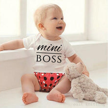 Load image into Gallery viewer, Sorry Daddy You Know Have Two Bosses Print Funny Newborn - shopbabyitems
