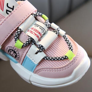 Sport Running Shoes Breathable Kids Sneakers Child Solid Canvas Shoes Toddler Shoes - shopbabyitems