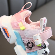 Load image into Gallery viewer, Sport Running Shoes Breathable Kids Sneakers Child Solid Canvas Shoes Toddler Shoes - shopbabyitems