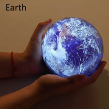 Load image into Gallery viewer, Starry Sky Night Light Planet Magic Projector Earth Universe LED Lamp - shopbabyitems