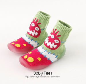 Toddler Indoor Sock Shoes Newborn Baby Socks - shopbabyitems