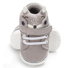Load image into Gallery viewer, Winter Baby High Top Shoes Infant Toddler Newborn Cartoon Shoes Girls Boys First Walkers - shopbabyitems