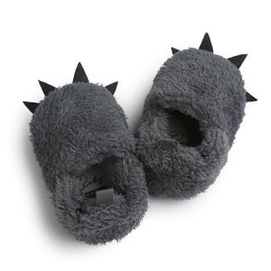 Winter Warm Baby Boots Monster Claw Baby Moccasins Shoes Newborn Infant Indoor Shoes - shopbabyitems