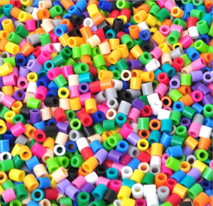 5mm Beads 1000pcs 133color Pearly Iron Beads for Kids - shopbabyitems