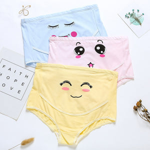 1Pcs Cotton Maternity Panties High Waist Panties for Pregnant Women - shopbabyitems