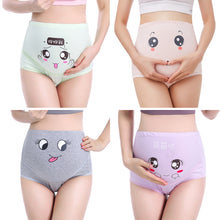 Load image into Gallery viewer, 1Pcs Cotton Maternity Panties High Waist Panties for Pregnant Women - shopbabyitems