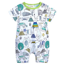 Load image into Gallery viewer, Brand New Cute Toddler Infant Baby Girls Rompers Bear Penguin Pattern - shopbabyitems