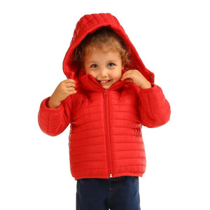 HelloBaby Puffer Kids Coat Jacket with Hoodie 2020 Winter - shopbabyitems