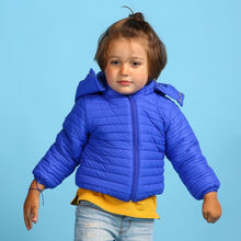 Load image into Gallery viewer, HelloBaby Puffer Kids Coat Jacket with Hoodie 2020 Winter - shopbabyitems