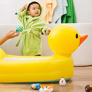 Baby Inflatable Mat Duck - shopbabyitems