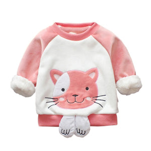 Baby autumn clothes children clothing boys girls outwear kids winter hoodies - shopbabyitems