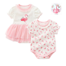 Load image into Gallery viewer, pink princess little girls clothing sets - shopbabyitems