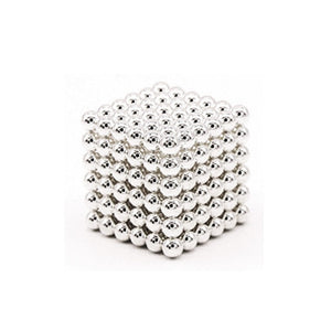 Magnet Metal Balls 5mm 216 pcs/set Magnetic stick Building Blocks Construction Designer Creative Educational Toys Kids - shopbabyitems