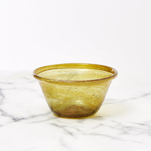 Gold Glass Bowls