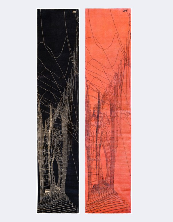 'ZH' by Zaha Hadid