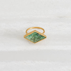 Rabia Ring, Turquoise